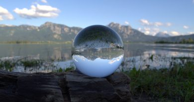 Glaskugeln lassen Dinge manchmal einfach nur auf dem Kopf stehen - statt Vorhersagen zu ermöglichen
