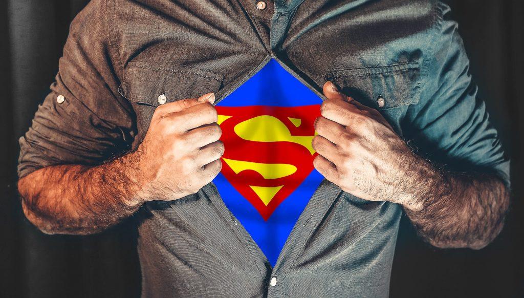 Product Owner - Unter'm Hemd ein Superheld?