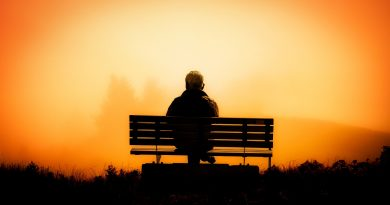 Entspannt dem Sonnenuntergang entgegen schauen: wenn wir aus Vorfällen gelernt haben