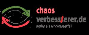 chaosverbesserer - agiler als ein Wasserfall (nur echt mit dem durchgestrichenen s)
